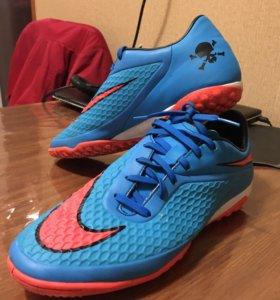 Футзалки Nike Hypervenom Phelon IC Royal