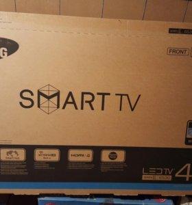 Телевизор SAMSUNG-LED 3D SMART TV 6серия 102см