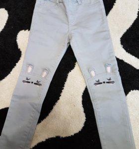 Стильные джинсы H&M 110