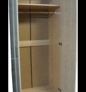 Новый шкаф М19 Клён