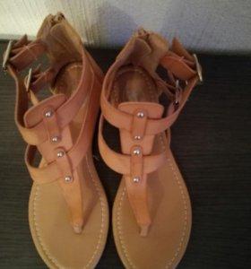 Босоножки туфли 38 р
