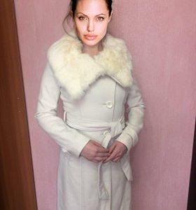 Пальто из love republic