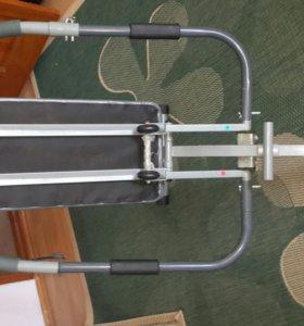 Тренажёр для упражнений на пресс