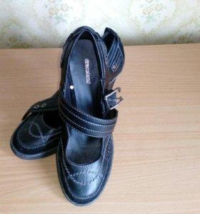 Туфли, каблук 8,5 см