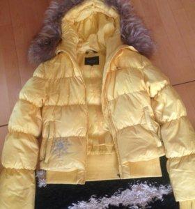 Куртка зимняя женская. Пуховик.
