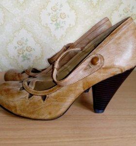 Туфли, каблук 10 см
