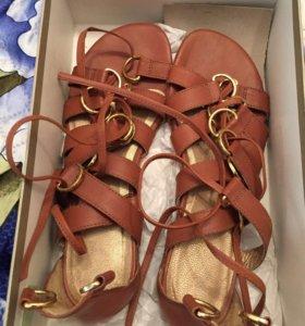 Итальянские сандалии Stefanel