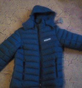 Куртка, Columbia