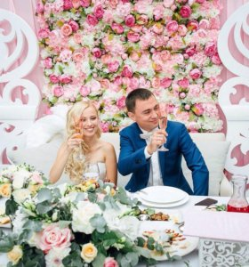 Свадебный декор, оформление на свадьбу