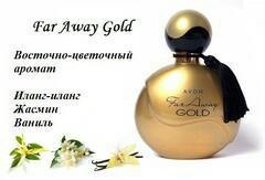 Парфюмерная вода Far Away Gold Avon 50мл