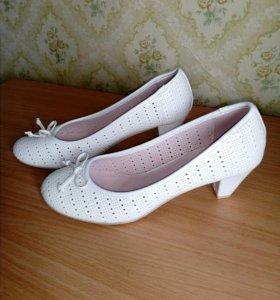 Туфли, каблук 5,5 см