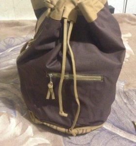 Новый рюкзак -сумка