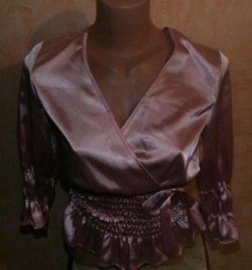 Блузки 42-44размеры