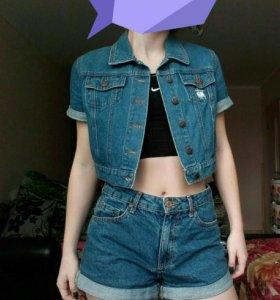 Befree джинсовая жилетка