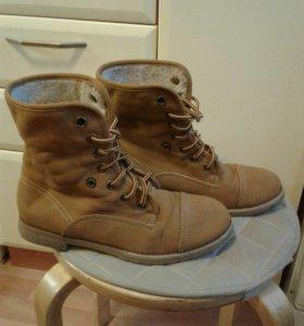 Ботинки 38,5