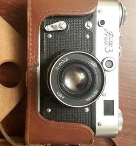 Фотоаппапат фэд 3