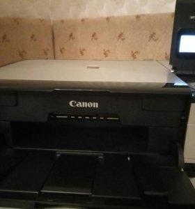МФУ Canon pixma MP550