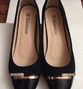 Туфли новые р 38