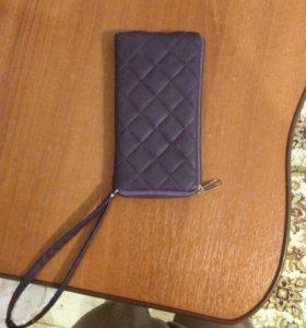 Чехол для маленького телефона:)