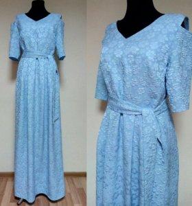 Новое платье размеры 48-50
