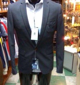 Стильный мужской пиджак, Fred Perry.