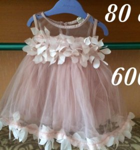 Платье 80см