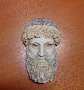 Бюст Зевс и Гера.