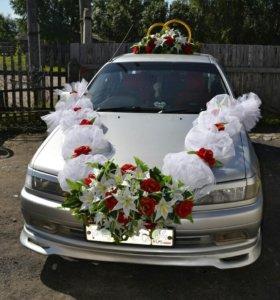 Прокат и продажа украшения на машину