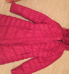 Пуховик, пальто женское зимнее