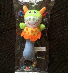 Новые игрушки-погремушки