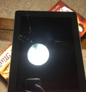 Ipad 4 wi fi cellular 64 gb black