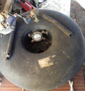 Газовое оборудование на автомобиль