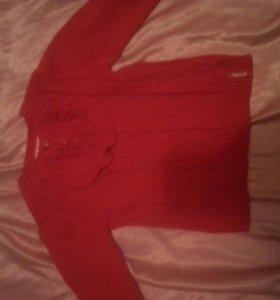 Кофточки свитер на 3-4 года
