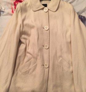 Пальто расклешеное MANGO р-р 46-48