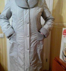 Пальто женское, демисезон.разм.48-50,рост 164-170