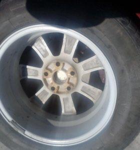 Комплект колес р16