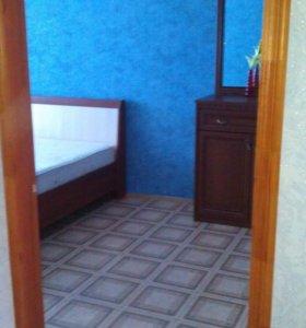 Сдам двух комнатную квартиру на длительный срок.