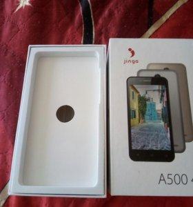 Jinga A500, 4G