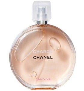 Chanel chance eau tender