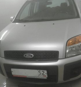 Ford Fusion (2006) made in Germany