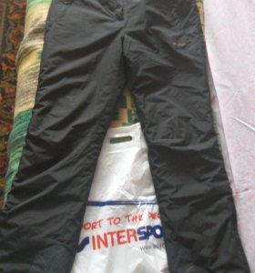 Горнолыжные фирменные женские штаны Columbia