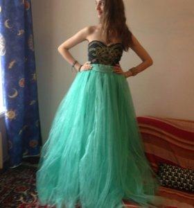 Платье в аренду. Дизайнерское.