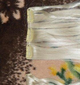 Волосы (локоны) искусственные 60 см