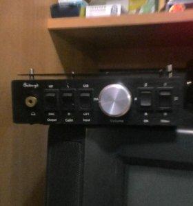 Цап dac Audio Gd NFB-15.32+усилитель для наушников