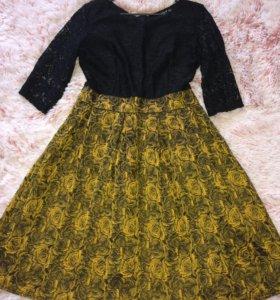 Платье 46-48размера