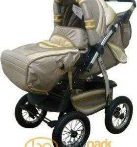 Детская коляска ADAMIX GALAXY LUX