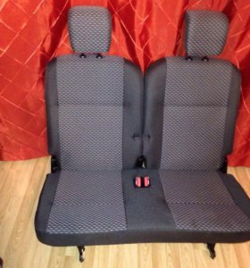 Кресла для автомобиля Ларгус