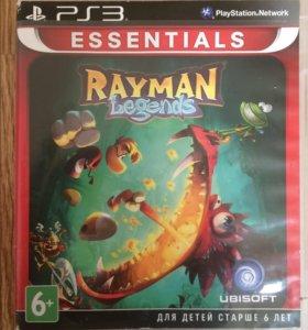 Raiman Legends ps3