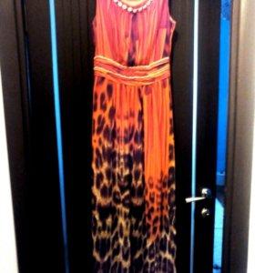 Платье в пол 48-50