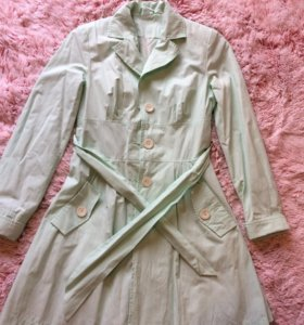 Пальто легкое,46-48